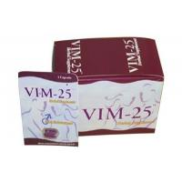 China Vim-25 Fast-Acting Natural Male Sex Enhancement Pills With All Herbal For Health Care on sale
