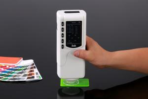 China 45/0 8mm Aperture Handheld Precise Colorimeter for Textile Test on sale