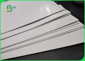 China One Side Coated And Glossy Folding  Box Board 250 / 300 / 350g For Making Name Card on sale