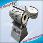 Energy Saving Devices Electric Smelting Furnace for Melting Gold Aluminum Metal Scrap