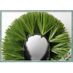 60mm Height 13000 Dtex Football Artificial Turf Good Rebound Resilience