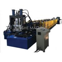 3 Cylinder Cable Tray Roll Forming Machine, Steel Stud Roll Forming Machine