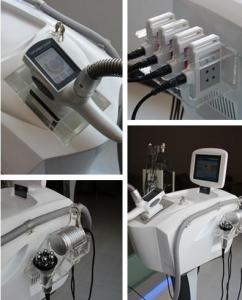 China Cavitation RF Equipment Portable Cryotherapy Body Sculpting Lipo Laser System on sale
