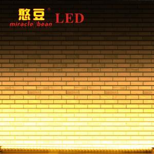 China Outdoor SMD3535 24V Ip67 DMX led linear light LED tube for building lighting on sale
