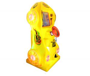 China Excellent Design Car Game Kids Arcade Machine With Customization Service on sale