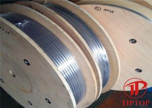 China ASTM A789 Duplex 2207 1/8 Seamless Downhole Coiled Tubing on sale