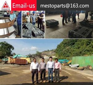 China mn14 high manganese steel factory on sale