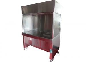 China Medical Positive Pressure Horizontal Laminar Air Flow Cabinet With HEPA / ULPA Air Filter on sale