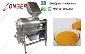 China Commercial Pulp Making Mango Juicer Machine on sale