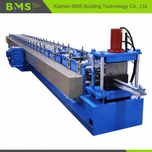 China Steel Standing Seam Metal Roof Machine For Container House Cross Beam Making on sale