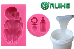 China Platinum Liquid Silicone Mold Making Rubber For Sexy Toys Adult Dolls Dildo Penis on sale