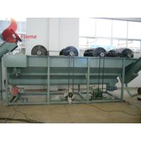 Weaving Bag Recycling Production Line 300Kg / h - 1000Kg / h , plastic recycling equipment