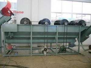 China Sac de tissage réutilisant la chaîne de production 300Kg/h - 1000Kg/h, plastique réutilisant l'équipement on sale