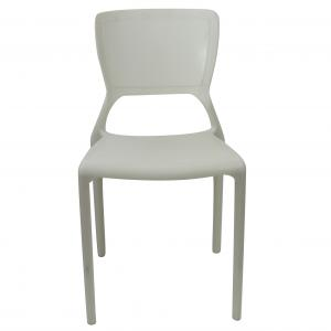 white molded plastic chairs modern for school light weight with
