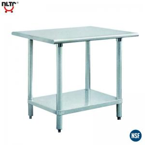 China Commercial Premium Work Table Stainless Steel on sale