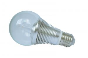 China 800 Lumen 6000k Dimmable 10 Watt LED Light Bulbs E27 , 240V High Power LED Bulbs on sale
