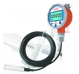 China Six Digits LCD IP65 Protection Static Pressure Liquid Level Measurement Device With 12 Million Data Storage Capacity on sale