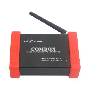 China Auto Diagnostic Tool WIFI OBD2 Car Brain C168 Universal Auto Scanner Update By Email on sale