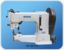 China Heavy duty union feed cylinder-bed single needle industrial sewing machine on sale