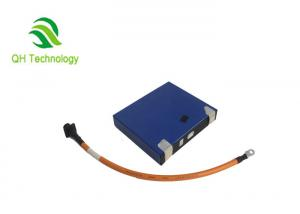 China 3.2V 92AH Lifepo4 Lithium Battery Stable Chemical Composition With Built In PCB on sale