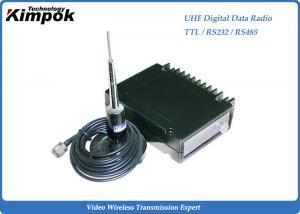 China NLOS RS232 Digital Data Transmitter UHF Radio Modem Point-to-multi-point on sale