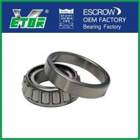 Timken Tapered Roller Bearings, Heavy Duty Bearings For Large Radial Loads