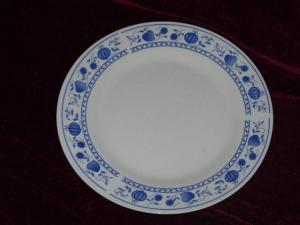 China Ceramic Plate with Decal Printing/Customized Designs Accepted/Meets FDA/LFGB/84/500/EEC on sale