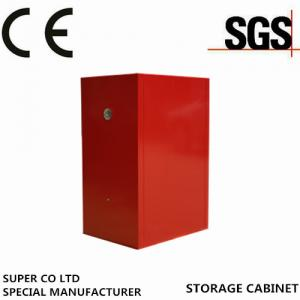 Quality Metal Portab Chemical Storage Cabinet With Single Door / Flammable Safety for sale