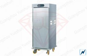 China Commercial Food Warmer Cart With One Door , Electric food warmer on sale