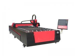 China CNC Control Fiber Laser Cutting Machine SS Iron Mild Steel Laser Fiber Cutter on sale