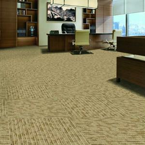 Commercial Grade Simply Seamless Office Floor Carpet Tiles With 4mm ...