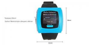 China oximeter CE FDA CMS50F Wrist Pulse Oxygen SPO2 Monitor Daily And Overnight Sleep oximetro Pulse Oxygen SPO2 Monitor on sale