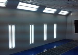 China 6.9M Water Curtain Paint Spray Booth , Commercial Paint Booth In Garage on sale
