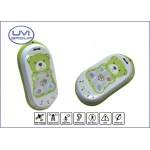 China PT301 GSM / GPRS Plastic Cover GPS Cell Phone Trackers, Real Time GPS Tracking Device for Children, Pet on sale