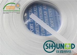 China Washable 6mm White / Black Rigilene Polyester Boning Used For Wedding Dress on sale