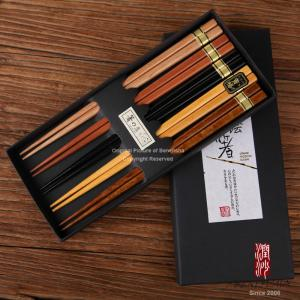 China 21cm 24cm Length Japanese Bamboo Chopsticks on sale