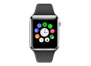 China 400mAh MTK6260A Bluetooth Smart Watches With 1.54 inch Touch Screen on sale