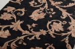Papier peint pastoral de PVC de jardin rêveur avec l'encre d'Eau-base