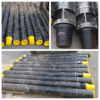China Rock Drilling Dth Drill Tube , Chromium Molybdenum Steel Rock Drilling Tools on sale