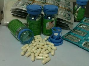 China Oral 7 Days Herbal Slim Capsules , Extra Stronger Version 7 Days Slim Pills on sale
