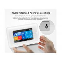 Full Touch Screen GSM 3G WIFI Home Security Alarm System With SOS Button