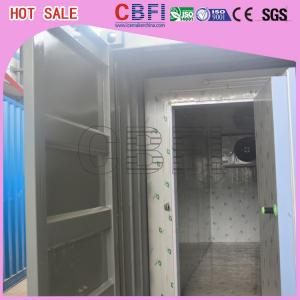Scroll Compressor Container Cold Room Air Cooling Freezer