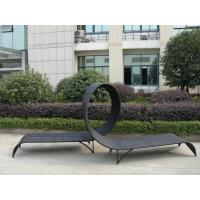 Luxury Fashion Outdoor Rattan Daybed For Garden / Patio / Pool