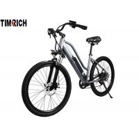 Three Riding Modes Electric Powered Bicycles , 26 Inch Battery Operated Bicycle