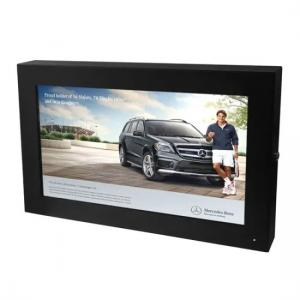 China Waterproof Outdoor LCD Digital Signage 43 Inch Wall Mounted For Advertising Monitor on sale