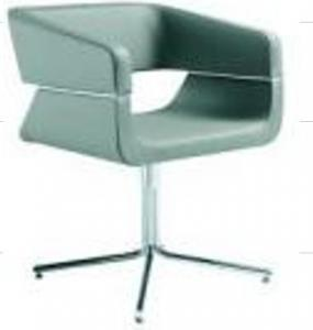 China Matrix Swivel Easy Chairs For Living Room Instantly Recognisable Personality on sale