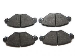 China Auto Brake Pads For CITROEN C5 II Break 4252.15 Front on sale