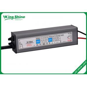 China 50 Watt High Power LED Driver Power Supply for LED Display , 24v Led Transformer on sale