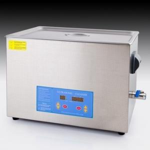 China 300w 40khz Ultrasonic Cleaning Machine For Industrial Stamping Parts on sale