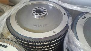 China 12310-0z2end Hino Engine Parts Ud40 Fd35 Flywheel 123100z2end Bolantes Del Fe35 Volantes Nissan on sale